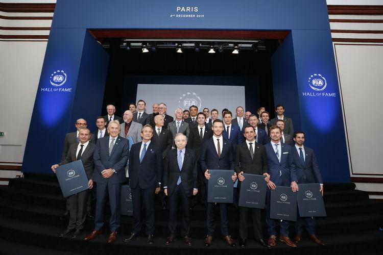 FIA Hall of Fame 2019
