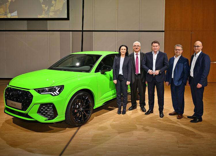 """Betriebsversammlung bei Audi: """"Grundstein für die nächsten zehn Jahre gelegt"""""""