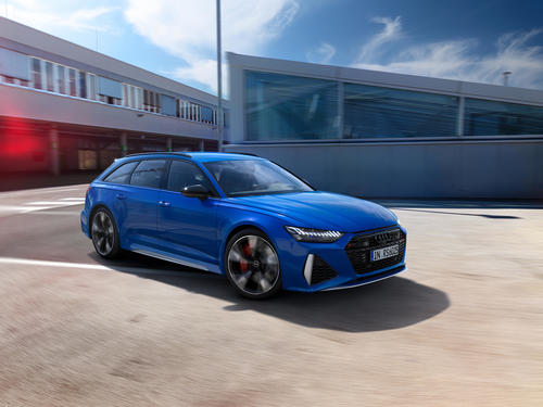 """25 Jahre Audi RS: Jubiläumspaket"""