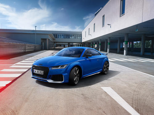 ?25 years of Audi RS: anniversary package""