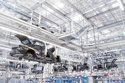 Ins Herz von Audi: Erlebnisführung Produktion kompakt