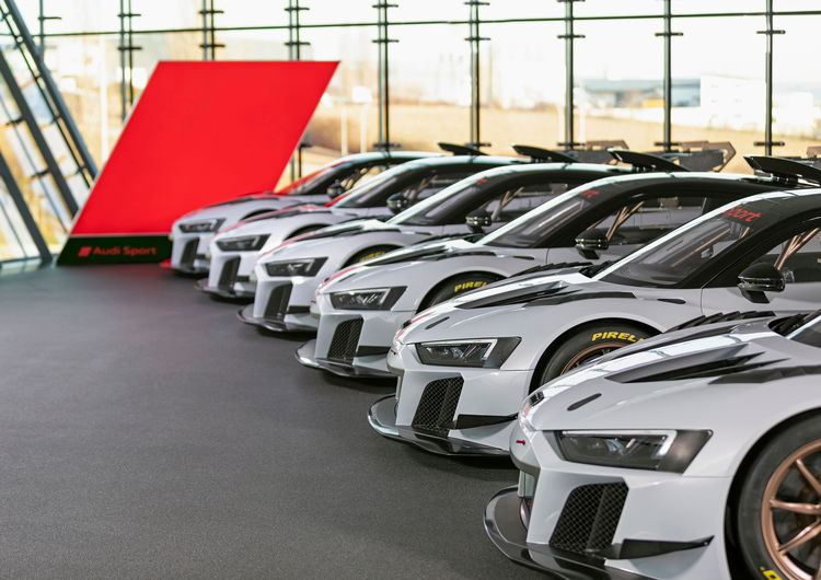 Audi R8 LMS GT2 deliveries have begun