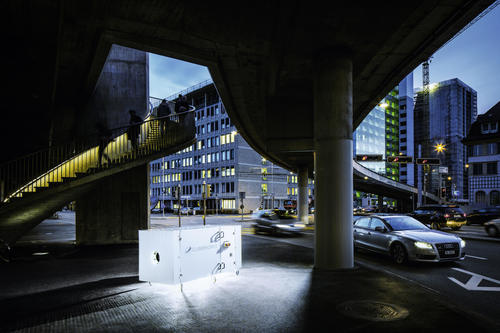 Encounter - The Audi Technology Magazine 1/2014