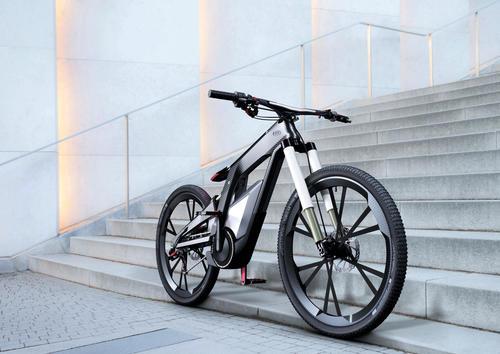 Audi e-bike Wörthersee 03