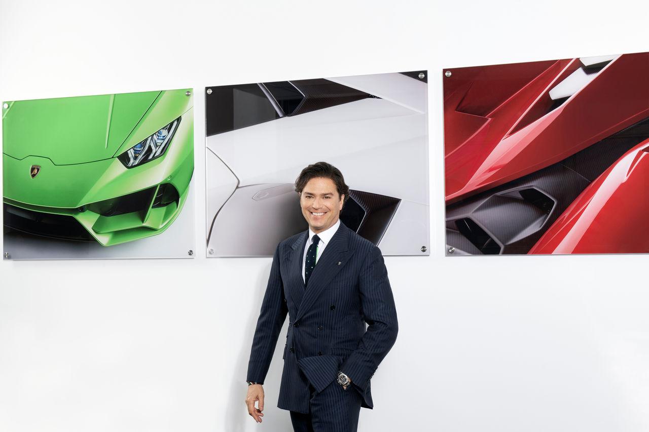 Automobili Lamborghini makes new Board of Management appointments