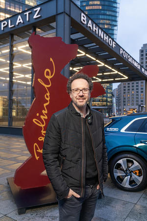 Audi and the Berlinale present exciting arrivals and future perspectives on the Red Carpet