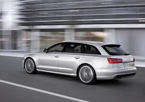 Audi A6 Avant 3.0 TFSI S line