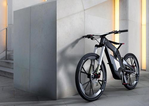 Audi e-bike Wörthersee 02