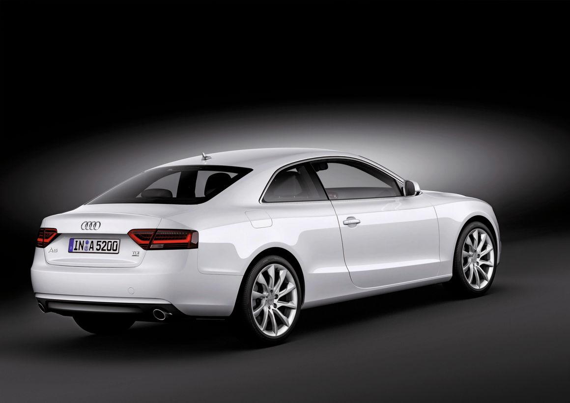 Audi A5 Coupe Audi Mediacenter