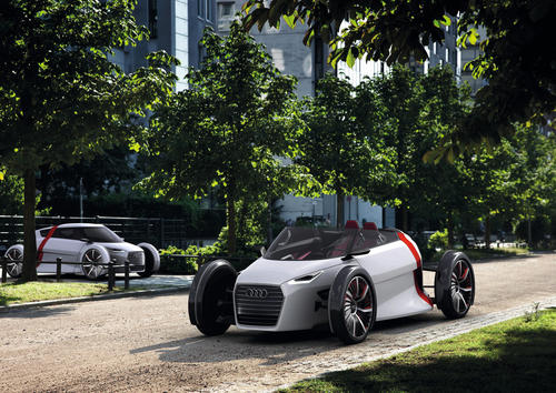 Audi Urban concept spyder 03