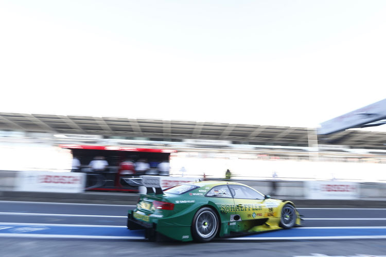 Mike Rockenfeller, Schaeffler Audi RS 5 DTM