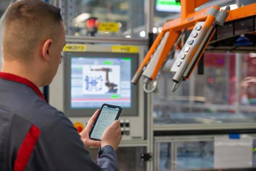 Audi production digitalizes maintenance with an app