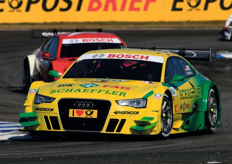 Audi without racing luck at Oschersleben
