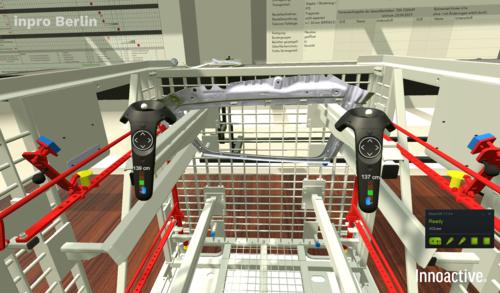 Virtuelle Behälterplanung