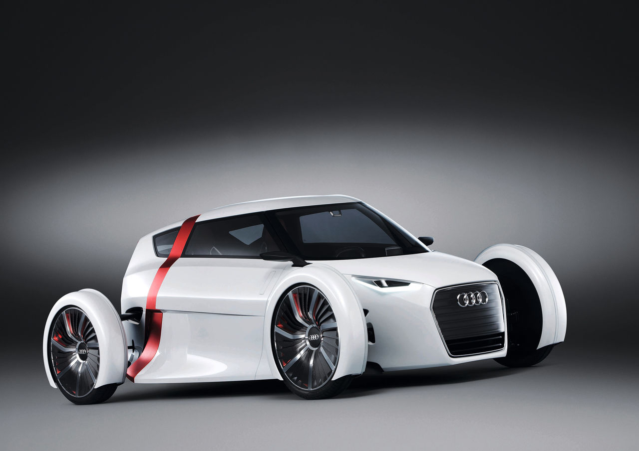 Audi Urban Concept 2011 Audi MediaCenter
