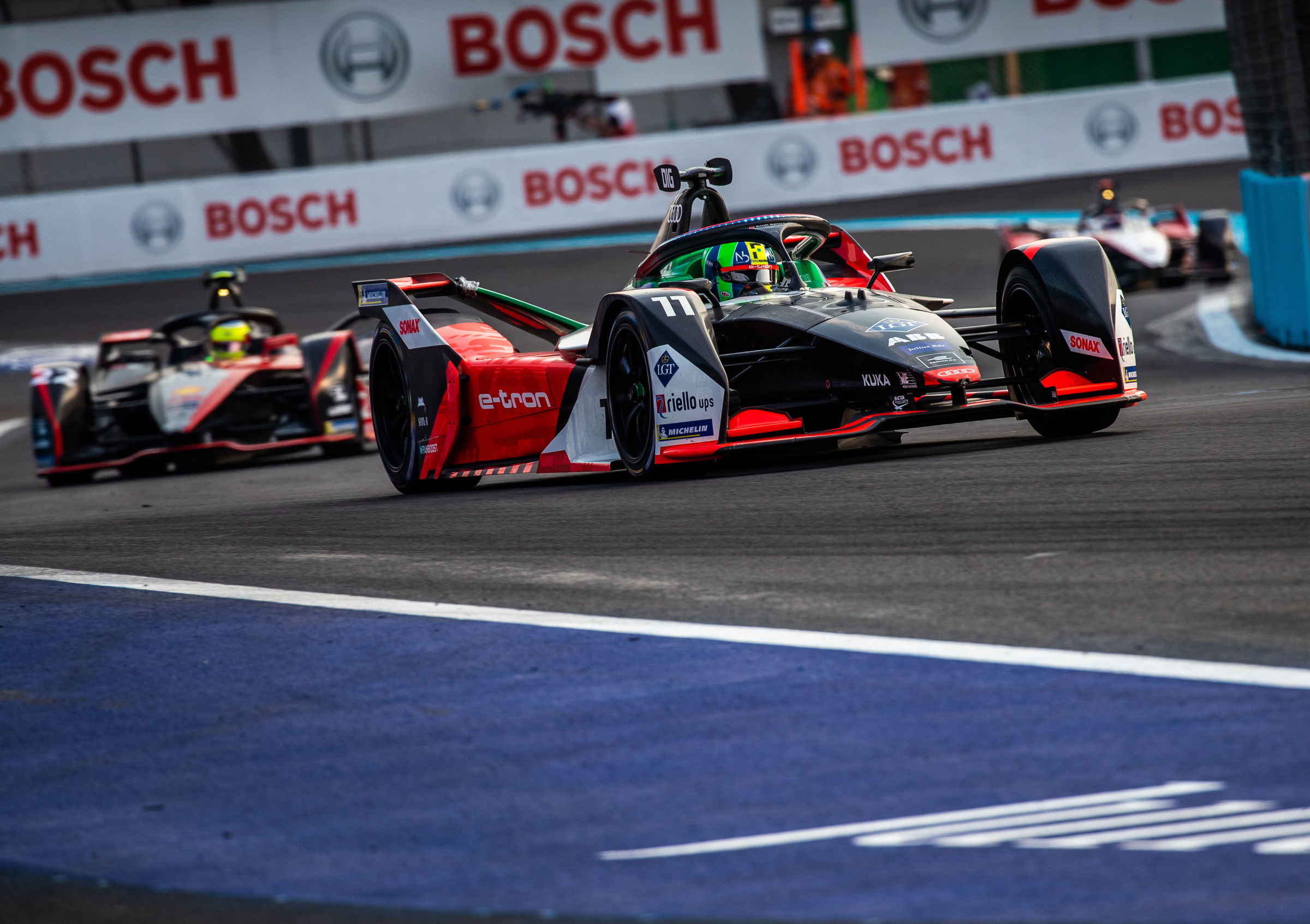 Formula E, Mexico City E-Prix 2020