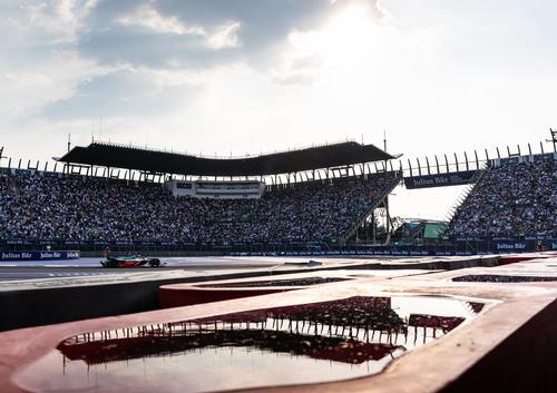 Formula E, Mexico City E-Prix 2020