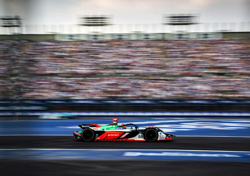 Formel E, Mexico City E-Prix 2020