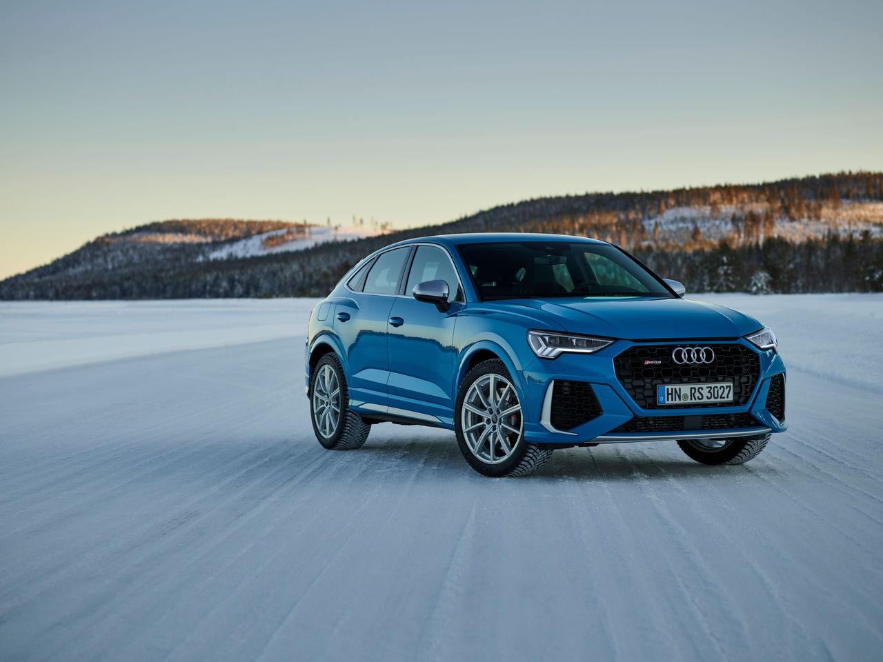 Audi Rs Q3 Sportback Audi Mediacenter