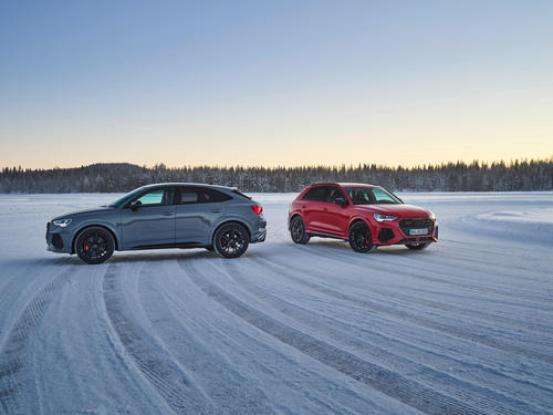 Audi RS Q3 / Audi RS Q3 Sportback