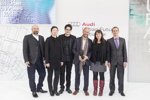 Datensammler aus Mexico City gewinnen Audi Urban Future Award 2014