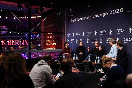 Audi auf der 70. Berlinale