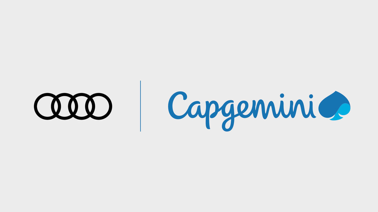 Capgemini and Audi plan to form a joint venture focused on SAP and Cloud services