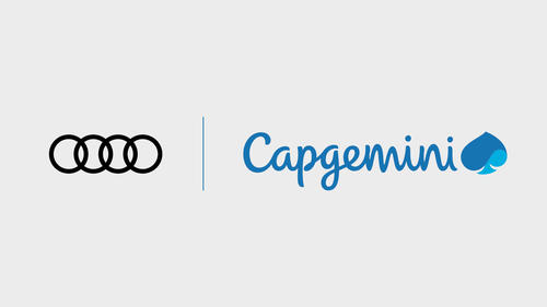 Capgemini and Audi plan to form a joint venture