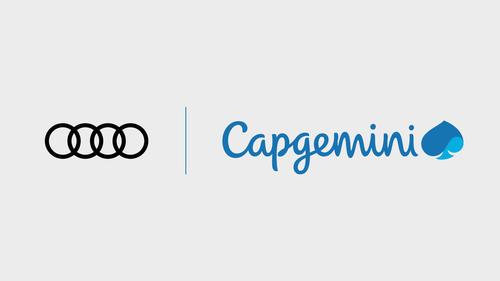 Capgemini und Audi planen ein Joint Venture