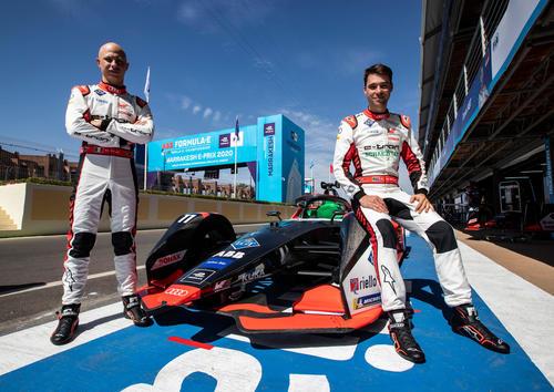 Formula E, Marrakesh E-Prix 2020