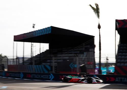 Formel E, Marrakesch E-Prix 2020