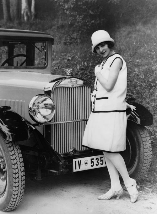 Wanderer W11, saloon, six-cylinder inline engine, 2.5 litres, 50 hp.