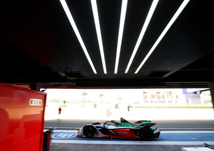 Formel E, Rookie Test Marrakesch 2020