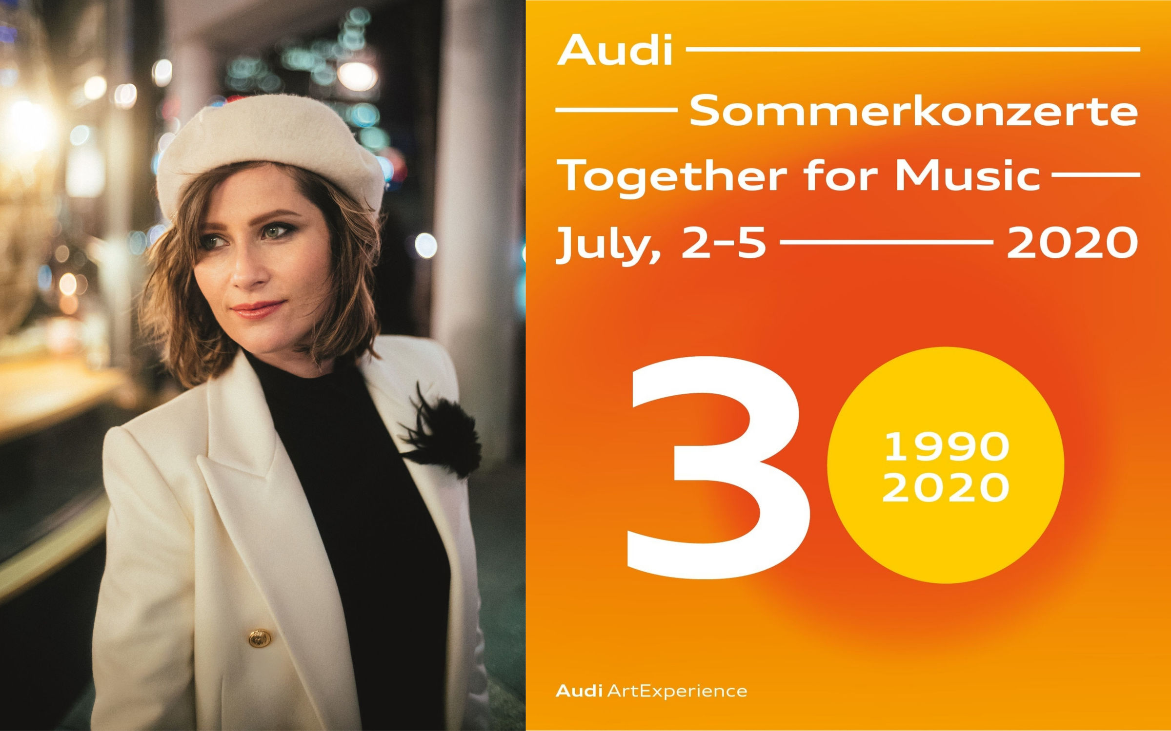 Audi Summer Concerts 2020 - Lights of Europe