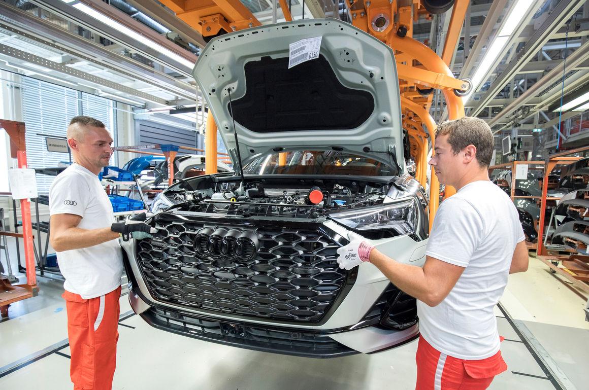 Audi Hungaria