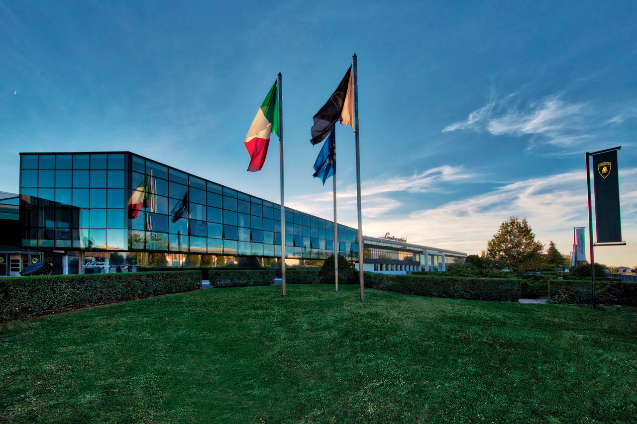Automobili Lamborghini achieves record figures in Fiscal Year 2019 ||Coronavirus poses significant challenges for 2020