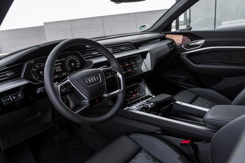 Audi e-tron Sportback 55 quattro