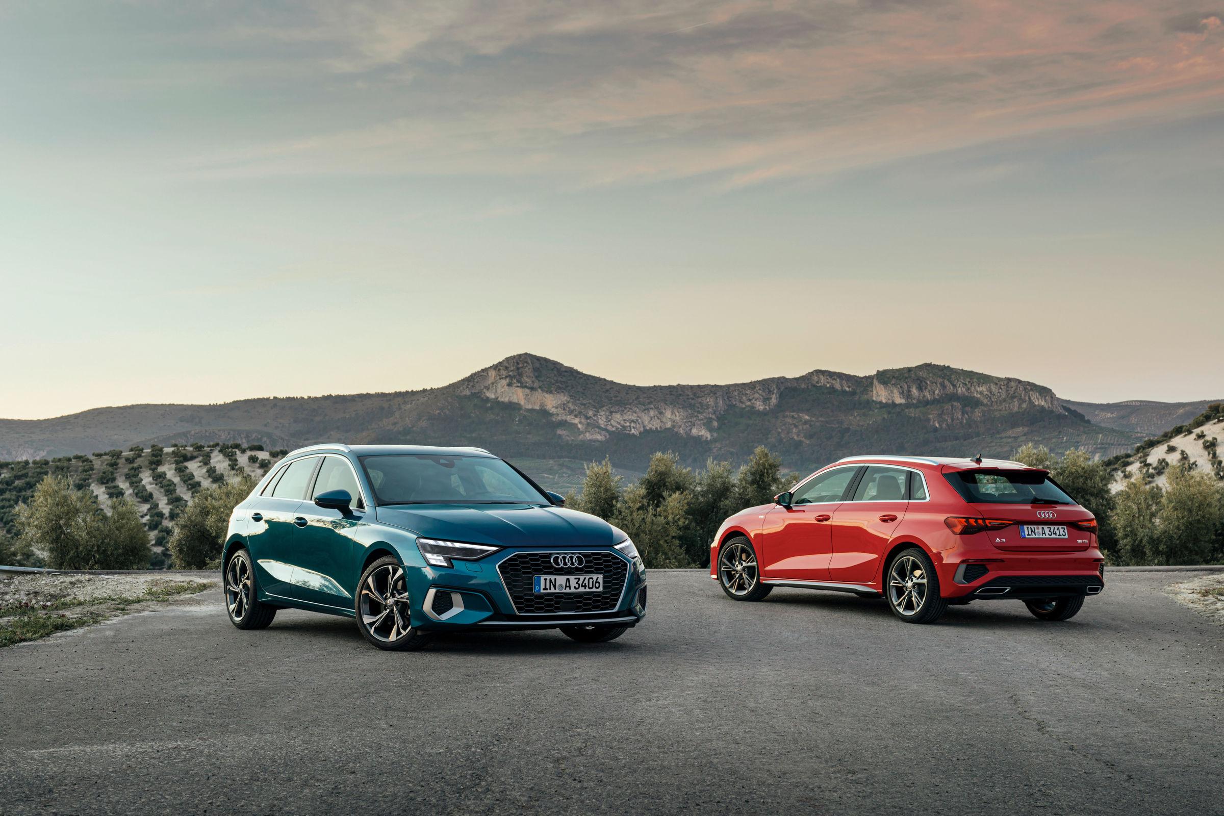 Success model 4.0: the new Audi A3 Sportback - Image 8