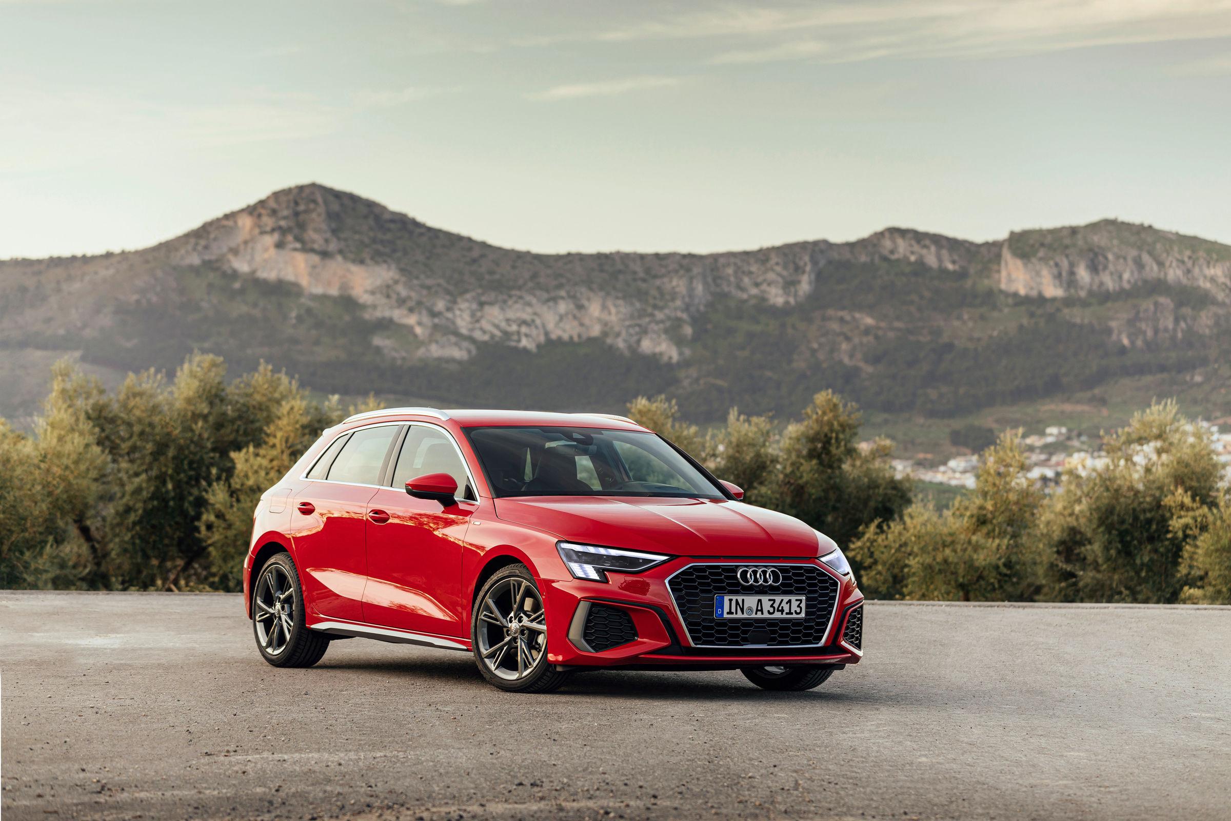 Success model 4.0: the new Audi A3 Sportback - Image 6