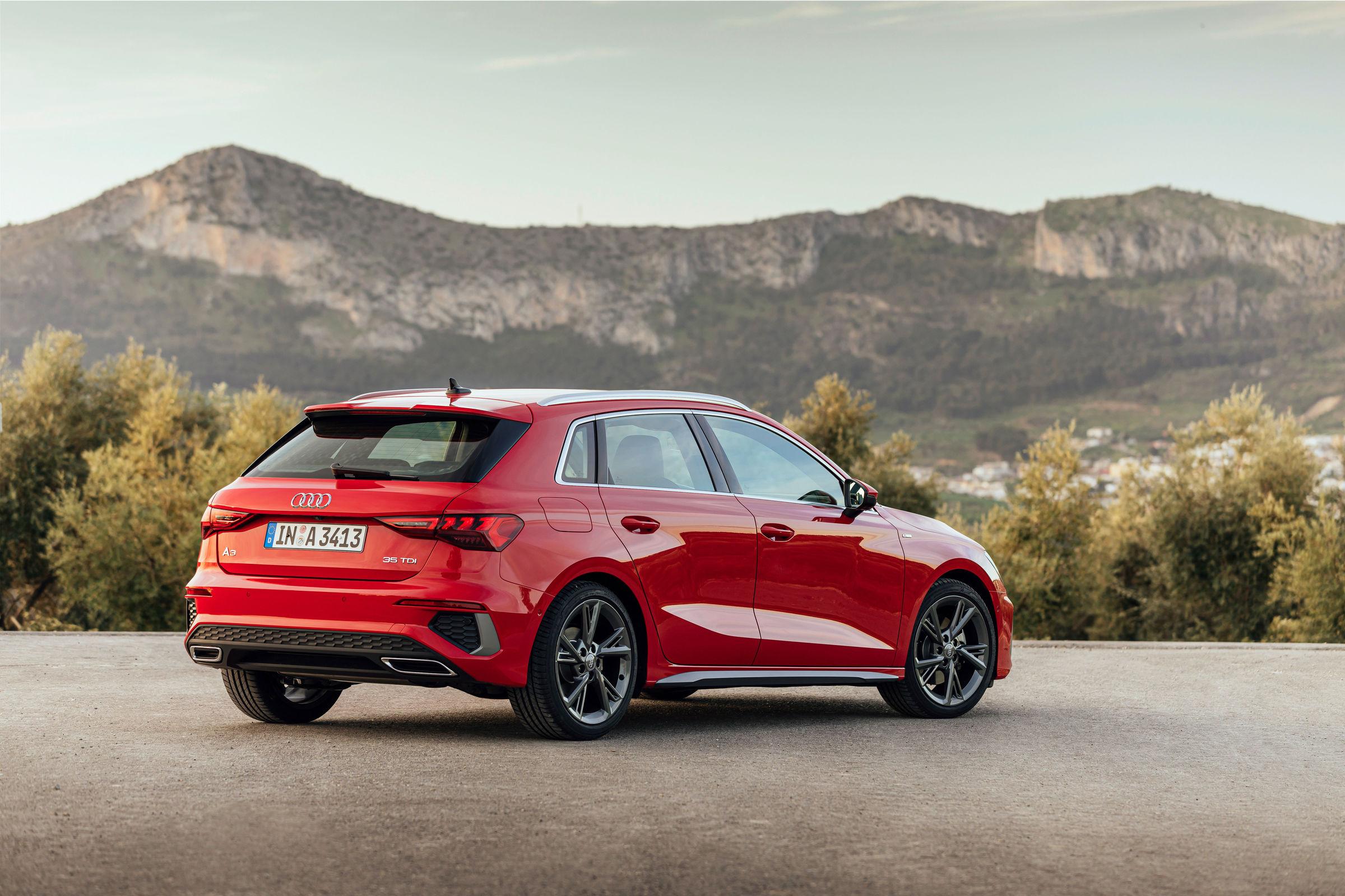Success model 4.0: the new Audi A3 Sportback - Image 3