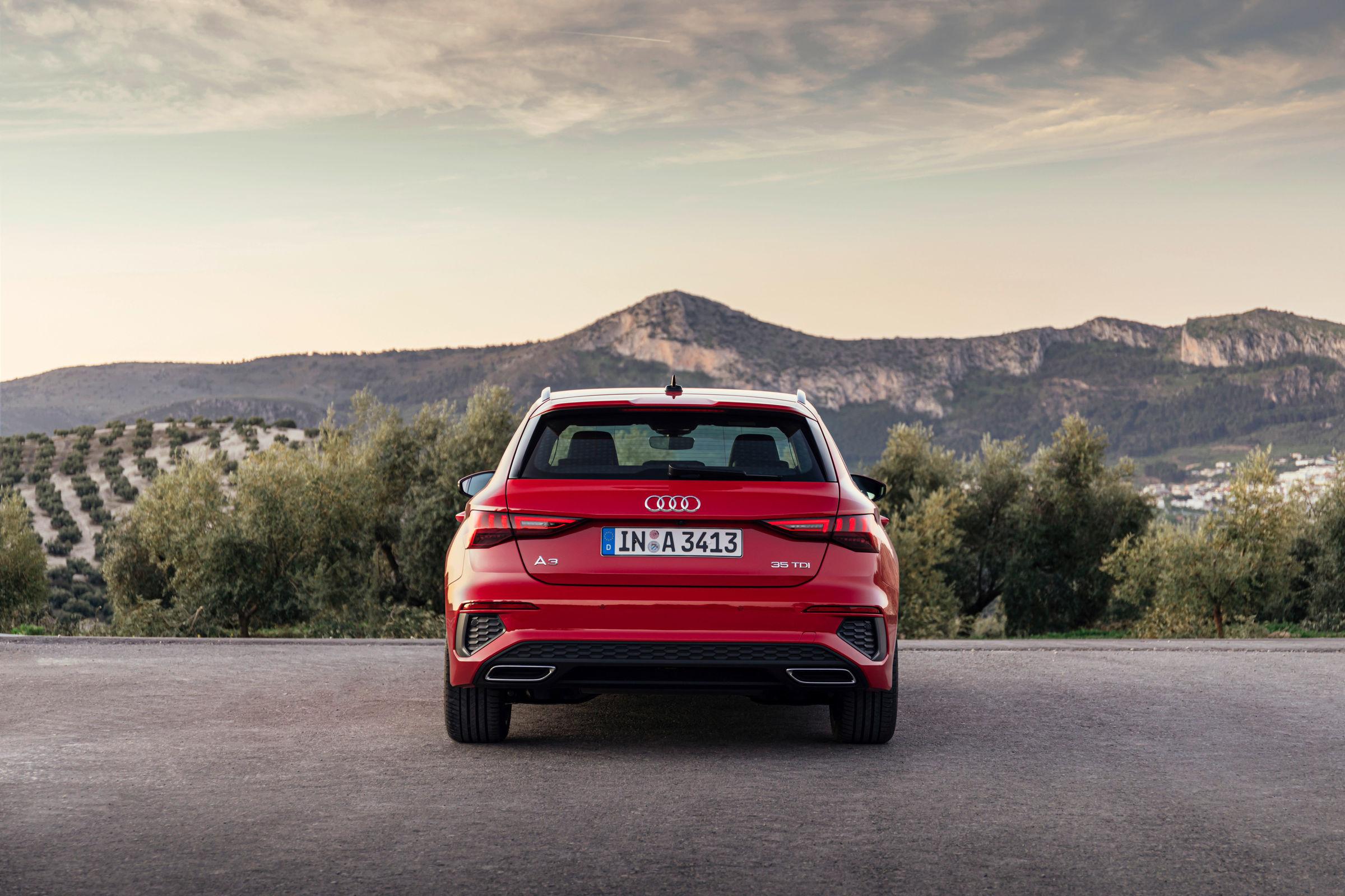 Success model 4.0: the new Audi A3 Sportback - Image 4