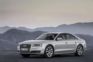 Audi A8 4.0 TFSI quattro cylinder on demand