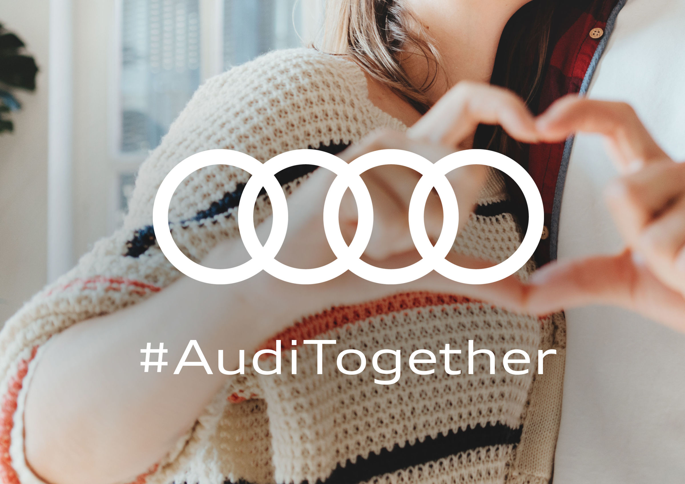 #AudiTogether