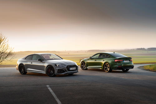 Audi RS 5 Coupé, Audi RS 5 Sportback
