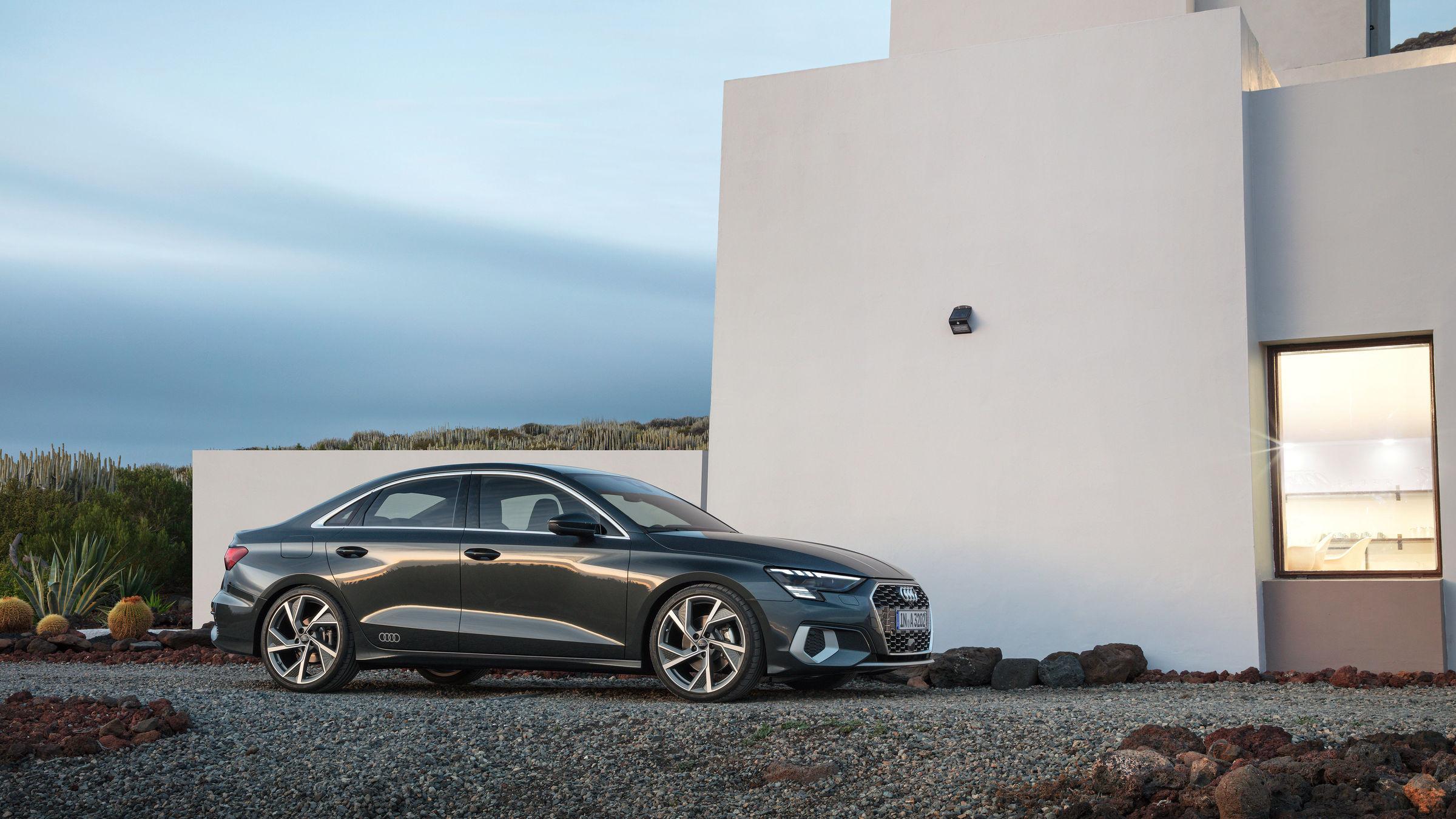 Elegant – Efficient – Evolutionary: The new Audi A3 Sedan - Image 8