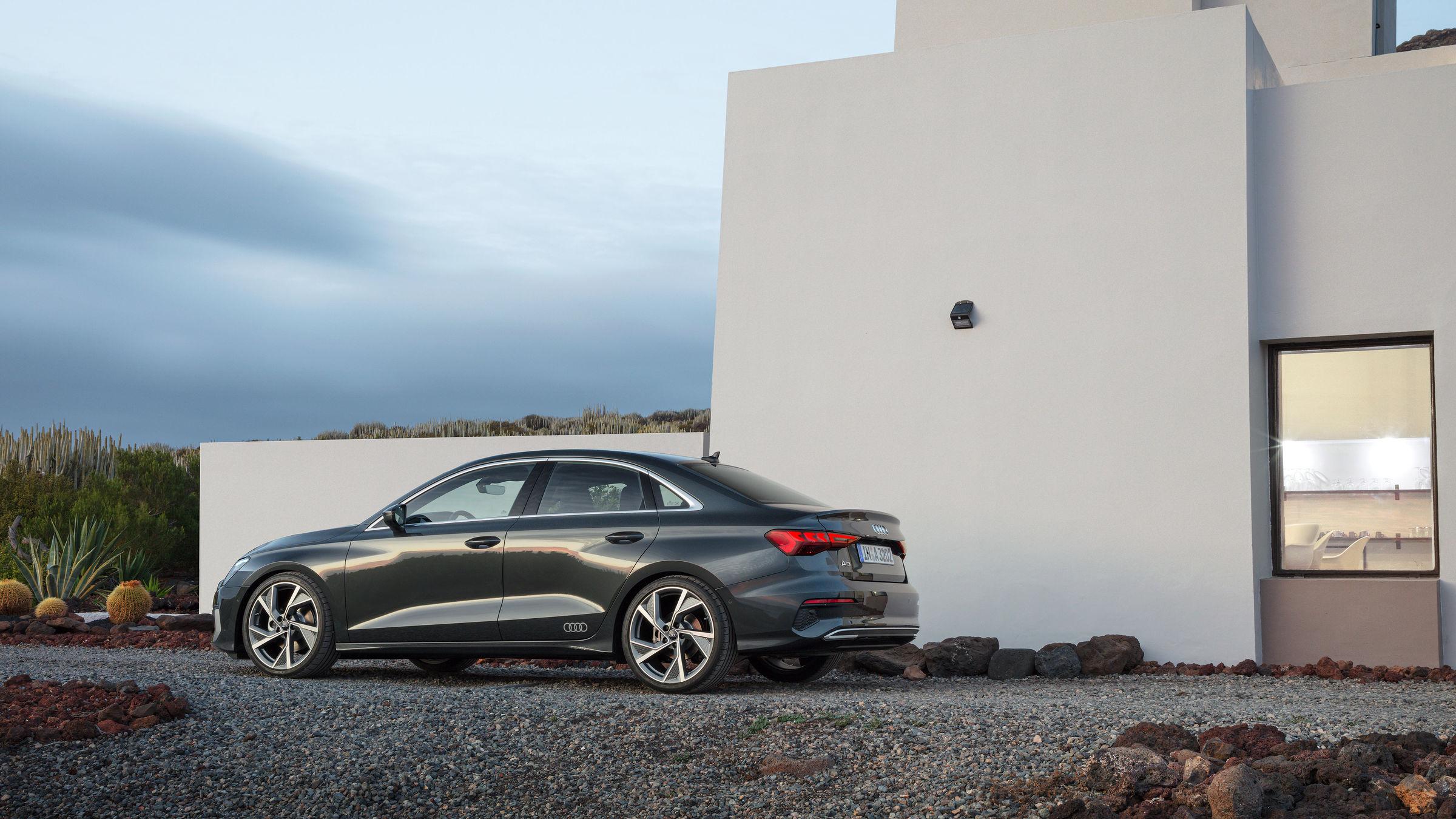 Elegant – Efficient – Evolutionary: The new Audi A3 Sedan - Image 7