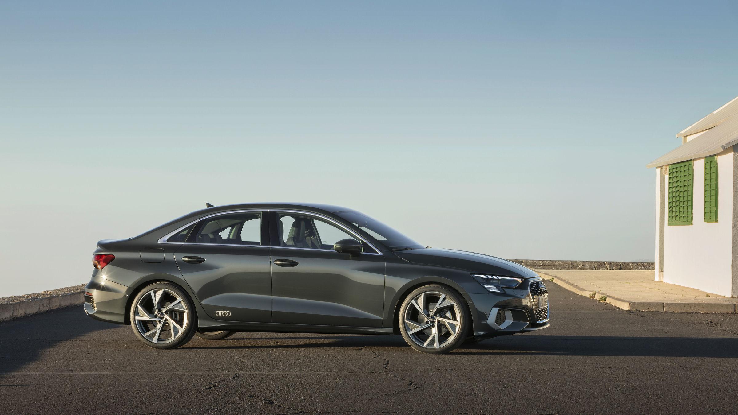 Elegant – Efficient – Evolutionary: The new Audi A3 Sedan - Image 6