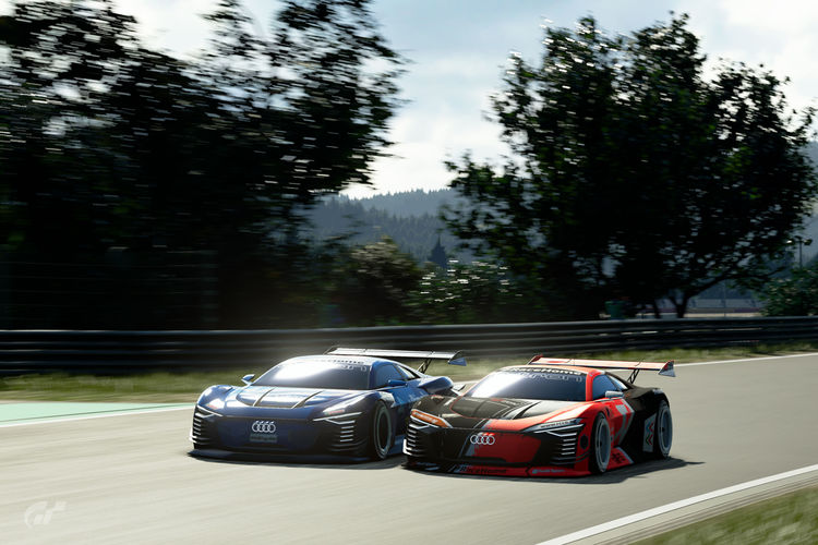 #RaceHome, Spa-Francorchamps