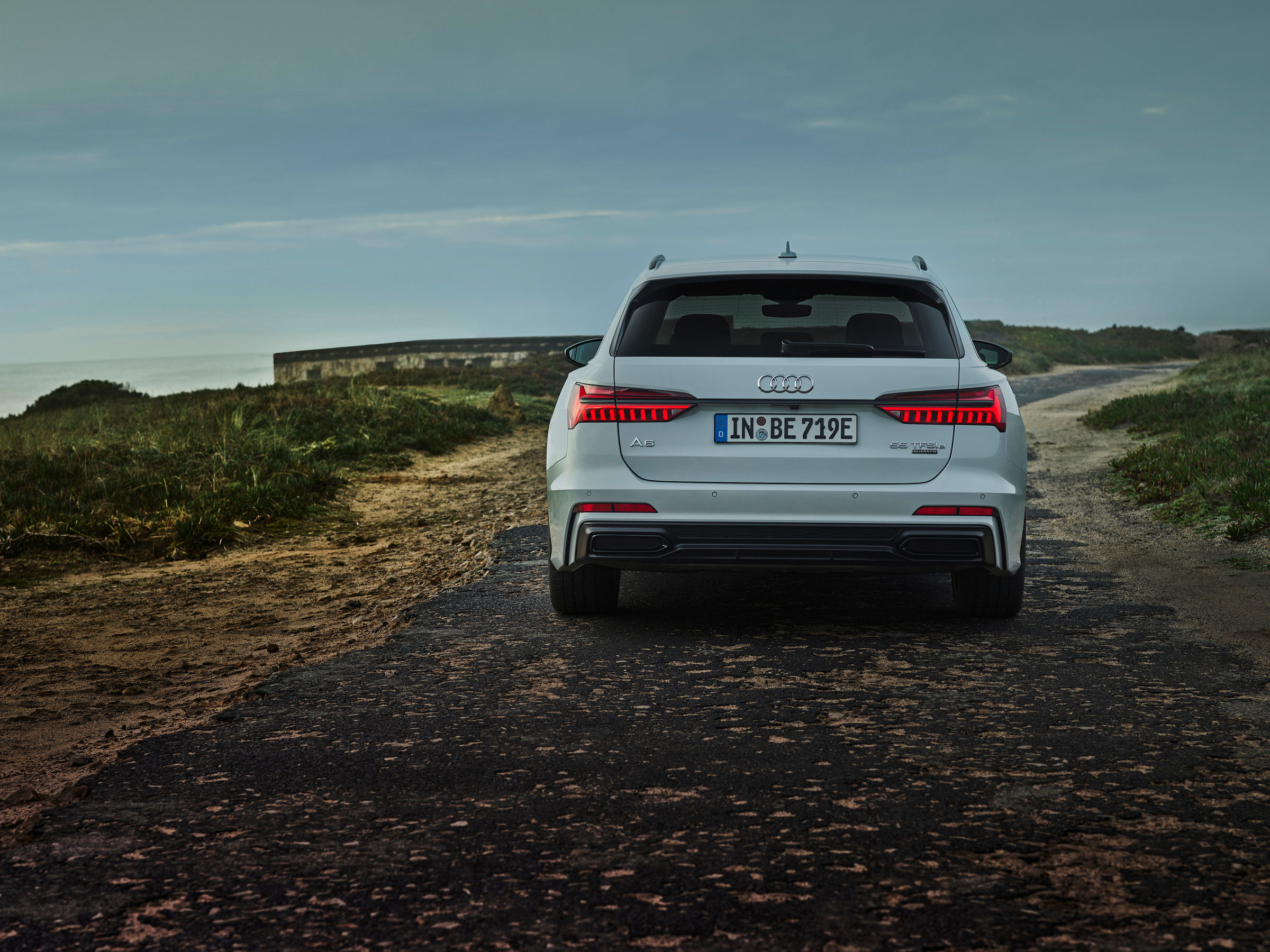 Audi full-size station wagon now as a plug-in hybrid: the new A6 Avant TFSI e quattro - Image 4