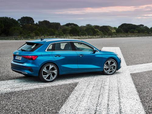 Audi is preparing its first purely digital worldwide market launch for the new A3 family
